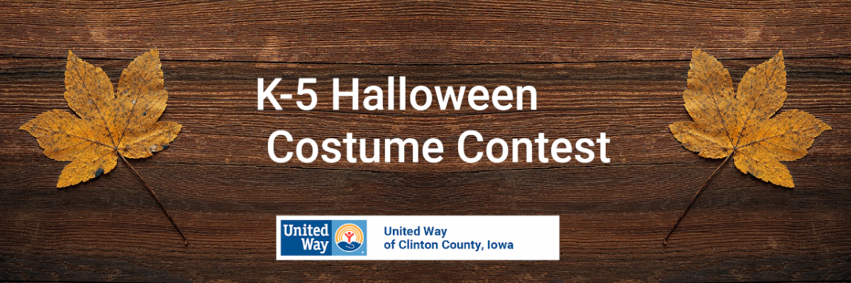 UWCCI K-5 Halloween Costume Contest